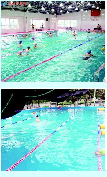 大屏嶂森林公园游泳馆