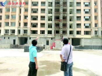 潍坊北王尚城延期交房九个月 房子仍没建好--潍
