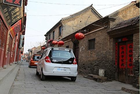 雷丁D70荣膺2014年度中国绿色微型车大奖高清图片