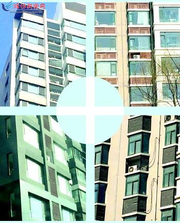 高层住宅楼中央空调设计cad设计系统施工图