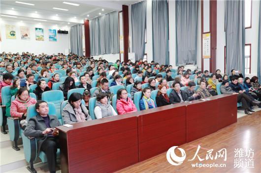 潍坊北海学校交响乐团与合唱团成立